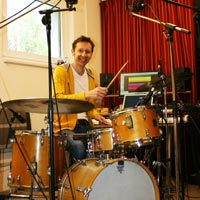 Andy Winkler on recording drums for you